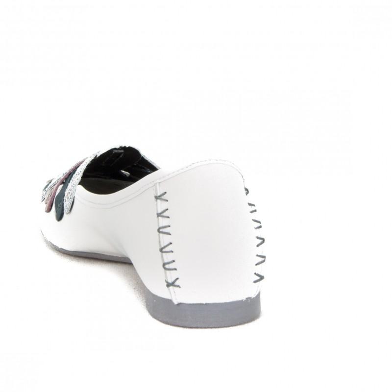 Baleriny Maciejka 01358 2100 0 białe