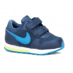Nike  MD RUNNER 806255-415 Granatowe