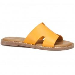 Klapki Tamaris 1-27135-24  606 Orange