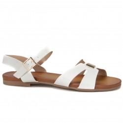 Sandały  S.Barski 541-200 White