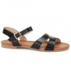 Sandały  S.Barski 541-200 Black