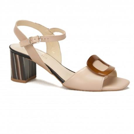 Sandały Gamis 5094 Beżowy