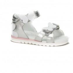 Sandały  Bartek 11417004  Srebrny